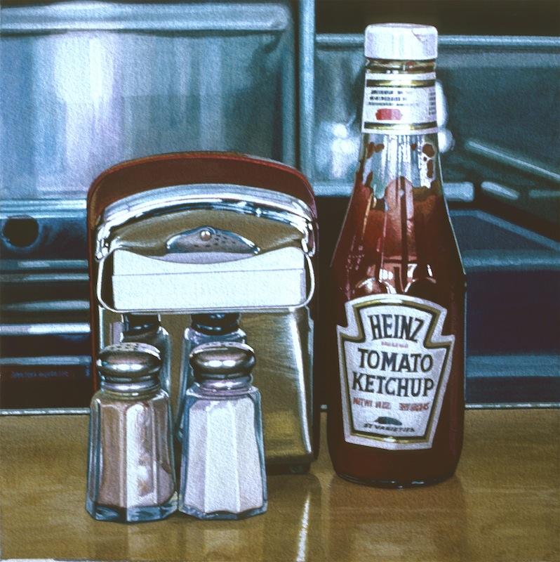 Selected Watercolors | Ralph Goings