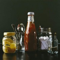 Still Life with Spoons | 2006 | 22 x 23 | edition of 30